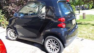2011 Smart Fortwo Passion Navigation