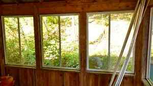 Used windows for camp,  shed or cottage!  Kawartha Lakes Peterborough Area image 2