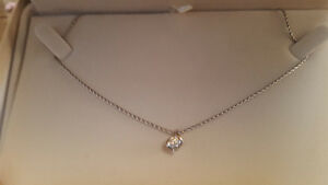 .50 carat diamond solitaire pendant necklace