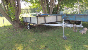 NEW PRICE!!!!  Heavy Duty Utility Trailer