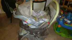 Graco car seat and matching stroller. Stratford Kitchener Area image 4