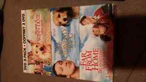 DVD 3 pack and where are they search and find book London Ontario image 1