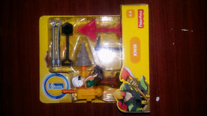 Fisher-Price Imaginext - City Construction Worker X7615