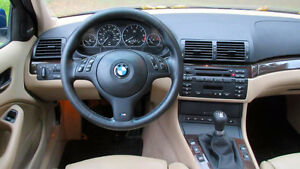 Looking for Post Face-Lift BMW E46 M Steering Wheel