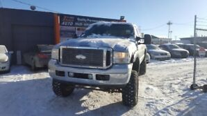 2006 Ford F-350 LARIAT F350 4X4/LOADED/LIFTED/LEATHER/ LOW KM