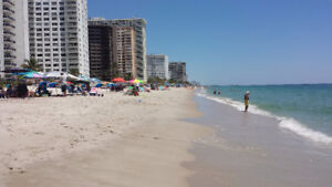Upscale Condo Directly On Ft Lauderdale Beach
