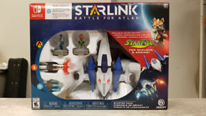 Starlink: Battle For Atlas Star Fox Switch Game - NEW