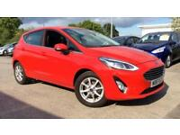 2018 Ford Fiesta 1.1 Zetec 5dr Manual Petrol Hatchback