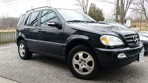 2004 Mercedes-Benz M-Class ml350 SUV, Crossover 7 seater