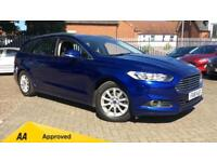 2016 Ford Mondeo 2.0 TDCi ECOnetic Zetec 5dr Manual Diesel Estate