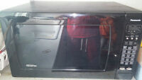 Huge Panasonic 2.2 Cu. Ft. Microwave (NNSN968B) for sale