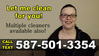 Cleaner Or Cleaners! Call for great service and price!