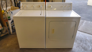 HEAVY Duty DIRECT Drive KENMORE Washer & Dryer TEAM