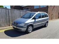 Vauxhall Zafira DTI LHD LEFT HAND DRIVE 2.0 5dr SPANISH REGISTERED 2003