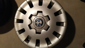 "BMW steel rims 17"" and 15"" London Ontario image 1"