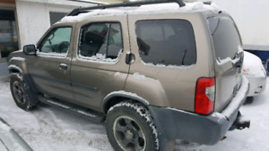 Nissan Xterra 2004 Super Charged
