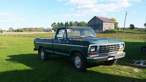 1979 Ford Pickup Truck