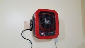 Cadet, 240 volt Garage Heater