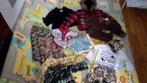 12-18 month boys fall/winter lot