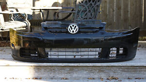 VW Rabbit Front Bumper Cover/Grille & Rear Valance