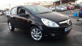 2010 10 VAUXHALL CORSA 1.4i 16V 5 DOOR SE.LOW MILEAGE EXAMPLE.FINANCE AVAILABLE.