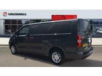 2021 Vauxhall Vivaro L2 Diesel 3100 2.0d 120PS Sportive H1 Van Auto Van Diesel A