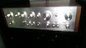 Ampli vintage pioneer sa-8100 rare