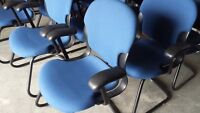 GUEST CHAIRS BY HERMAN MILLER LIKE-NEW CONDITION ONLY 50.00 Mississauga / Peel Region Toronto (GTA) Preview