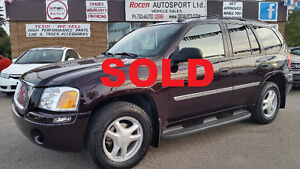 SOLD!!! CERTIFIED 2008 GMC ENVOY SLE - 4X4 - IN YORKTON