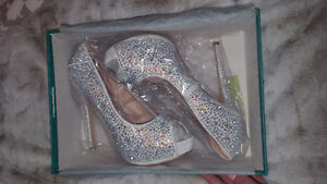 Wedding Shoes - Lauren Lorraine Candy Size 7 (Brand New Shoes)