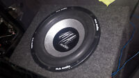 MA Audio Subwoofer with Jensen Amp
