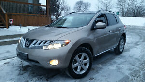 2010 Nissan Murano AWD, Double Sunroof, Backup Cam, Leather