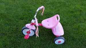 Radio Flyer Girl Tricycle
