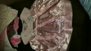 Several Baby girl outfits