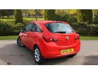 2015 Vauxhall Corsa 1.4 ecoFLEX Energy (AC) Manual Petrol Hatchback
