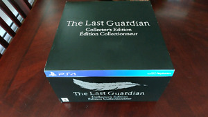 The Last Guardian Collector's Edition Complete (PS4)
