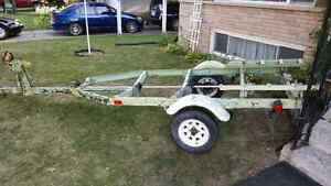 """Boat Trailer (up to 16"""" boat) for sale"""