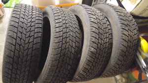Winter tires Toyo open country 235/60r18