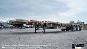 2005 REITNOUER FLATBED TRAILER GX16718