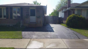 3 bedroom 1 bathroom main floor ALL INCLUDED