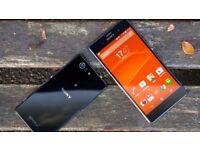 Sony Xperia Z3 Black Unlocked