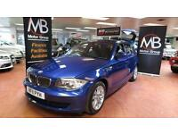 2011 BMW 1 SERIES 118d [Start Stop] ES AC AUX 6 Speed Diesel