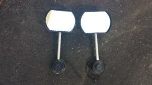 Suction Cup Towing Mirrors / Rétroviseurs