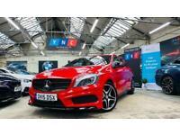 2015 Mercedes-Benz A Class 2.1 A200 CDI AMG Sport 5dr Hatchback Diesel Manual