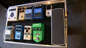 Pedalboard Roadcase For Guitar Pedals