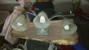 Live Edge Light Fixtures - Unfinshed Kitchener / Waterloo Kitchener Area image 2