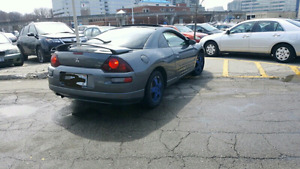 2003 Mitsubishi eclipse gs - as is