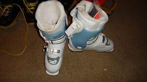 Women Kyra 85 Dalbello 24.5 ski boots $200obo