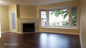 Coquitlam Newly Renovated Townhouse for Rent
