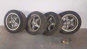 265-50-R20 Winter tires need gone